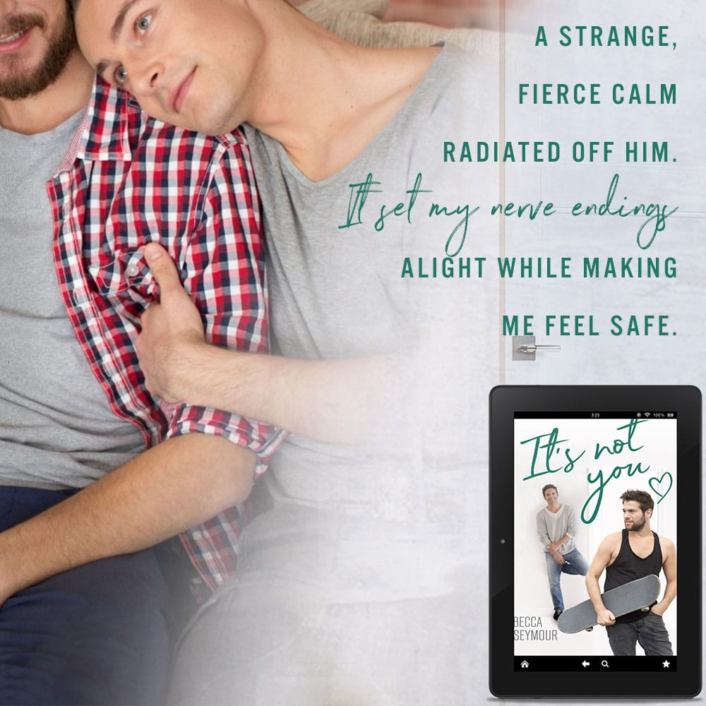 It's Not You by Becca Seymour Teaser 4 Safe