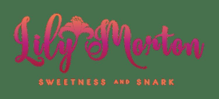 Lily Morton Logo with Tagline