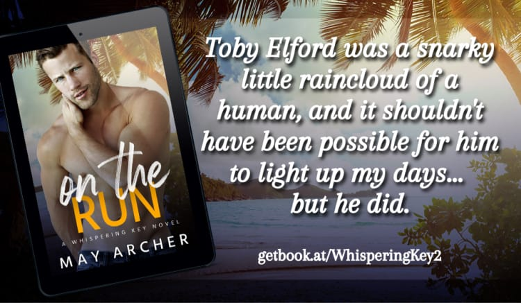 On the Run by May Archer Teaser 2