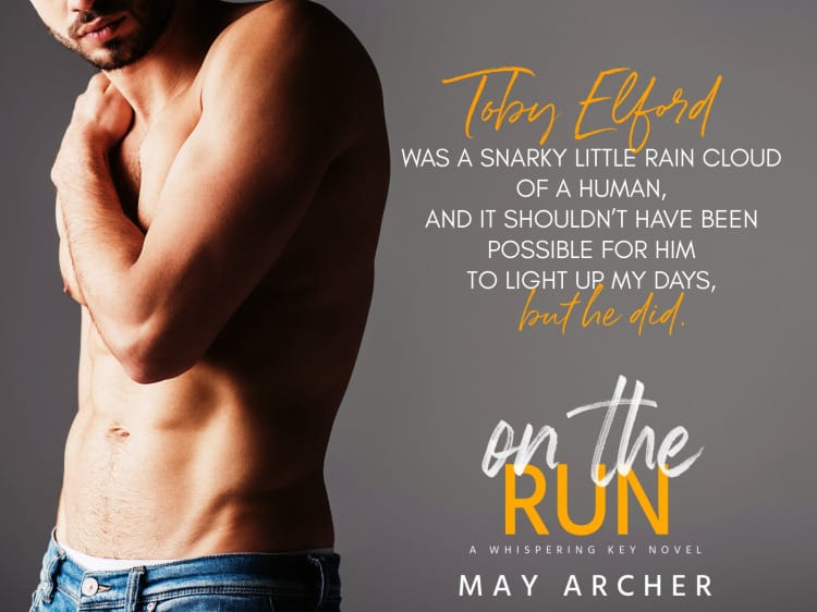 On the Run by May Archer Teaser