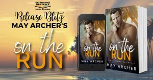 On the Run by May Archer Tour Banner